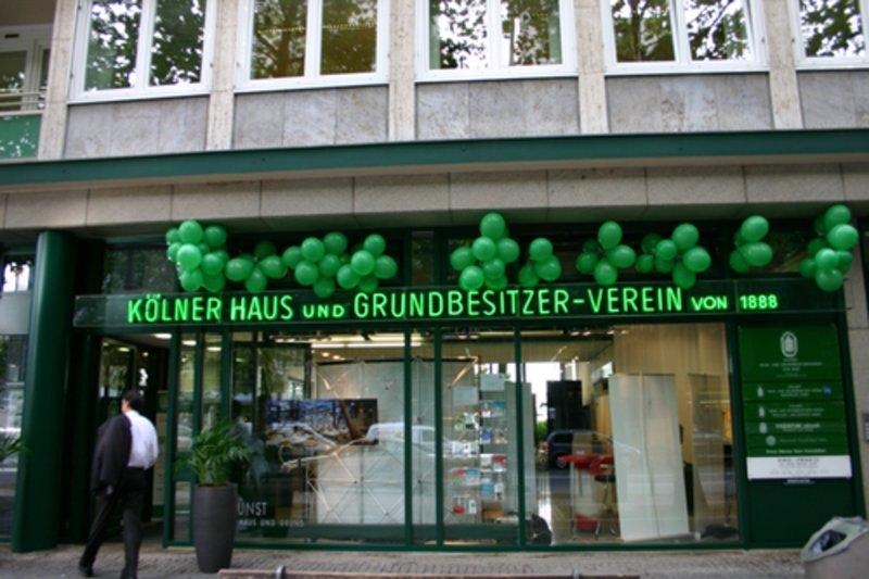 Kölner Haus Und Grundbesitzerverein Hohenzollernring