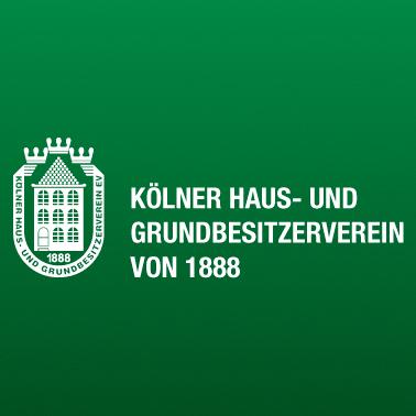 Kölner Haus Und Grundbesitzerverein Von 1888 Kölner Haus Und Grund